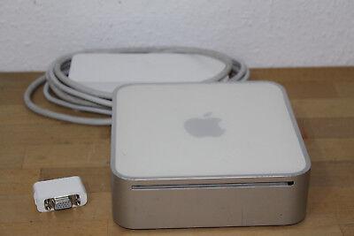 Apple Mac Mini 1,66 GHz Intel Core Duo, 1,66 Ghz Intel Core Duo