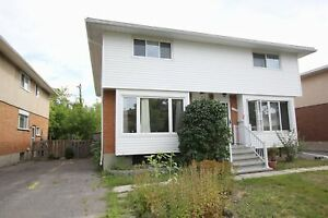 Wonderful 3 Bdm/1.5 Bth Semi-Detached, Rideauview, Oct 1 or 15