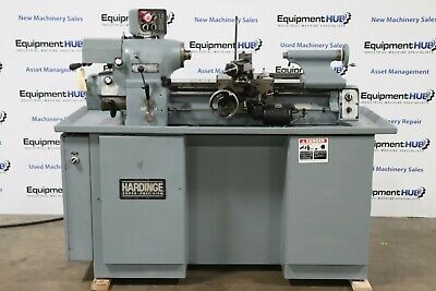 Hardinge Hlv-h 11 X 18 Super Precision Toolroom Lathe