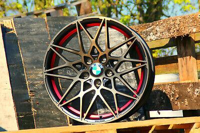 MAM B2 Alu Felgen 18 Zoll 5x120 BMW F10 F30 X3 Z E90 E46 F20 E87 BRONZE ROT ◄ ()