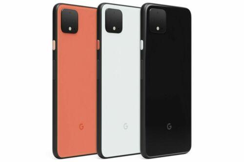 Android Phone - Google Pixel 4 Pixel 4 XL 64GB 128GB Factory Unlocked AT&T Verizon Smartphone