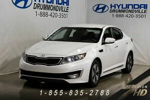 KIA Optima HYBRID + CONVENIENCE GROUP + MAGS 16'' + AIR CLIMATIS
