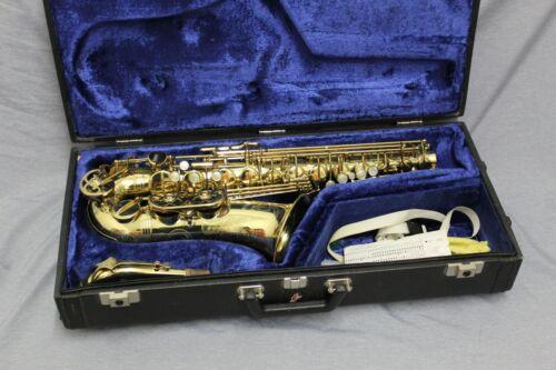 Buffet Crampon S1 Alto Saxophone W/ Case