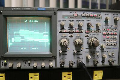 Hitachi V-1150 Oscilloscope