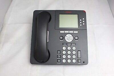 Lot Of 10 Avaya 9630g 4-button Display Business Office Ip Phones 700405673