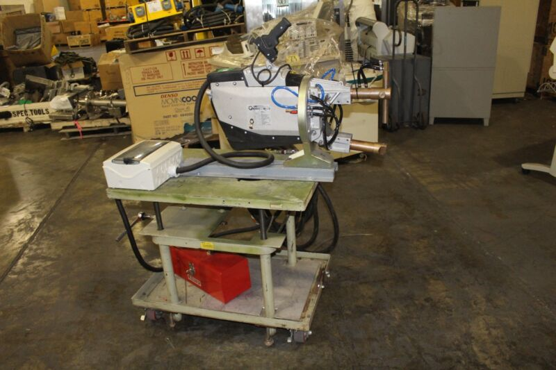 LORS MACHINERY 3307N 220V SPOT WELDER TE300