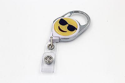 Key-Bak Retract-A-Badge ID Carabiner Reel 36