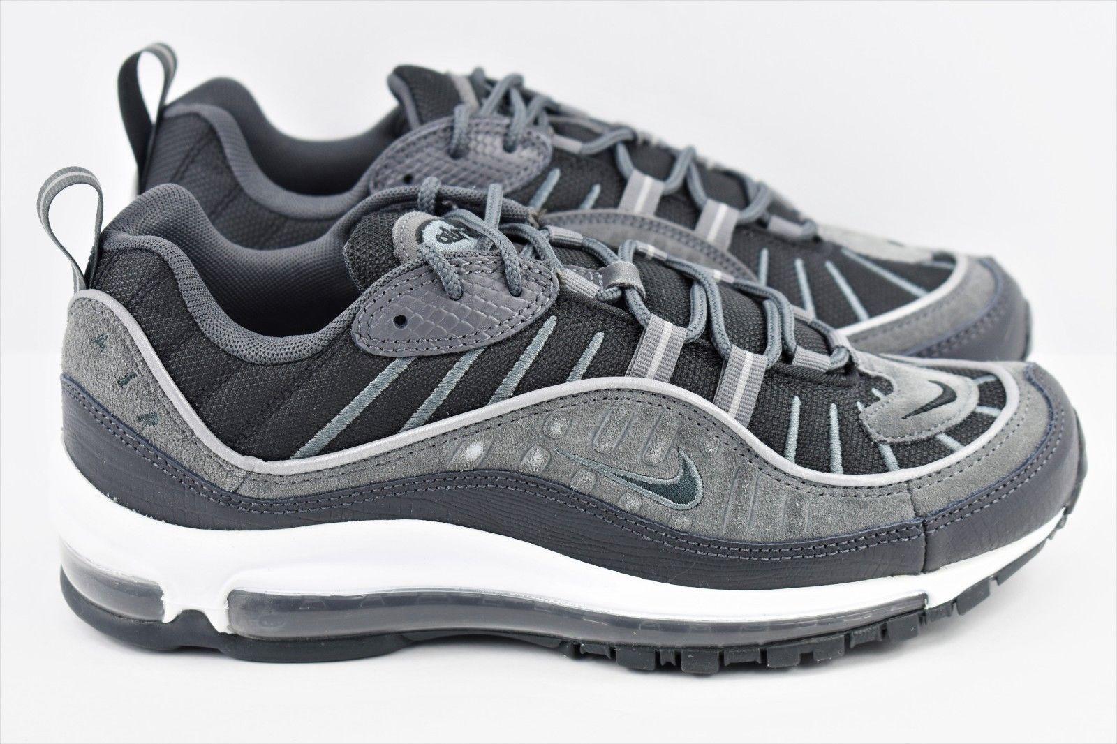 Nike Air Max 98 SE BlackAnthracite AO9380 001