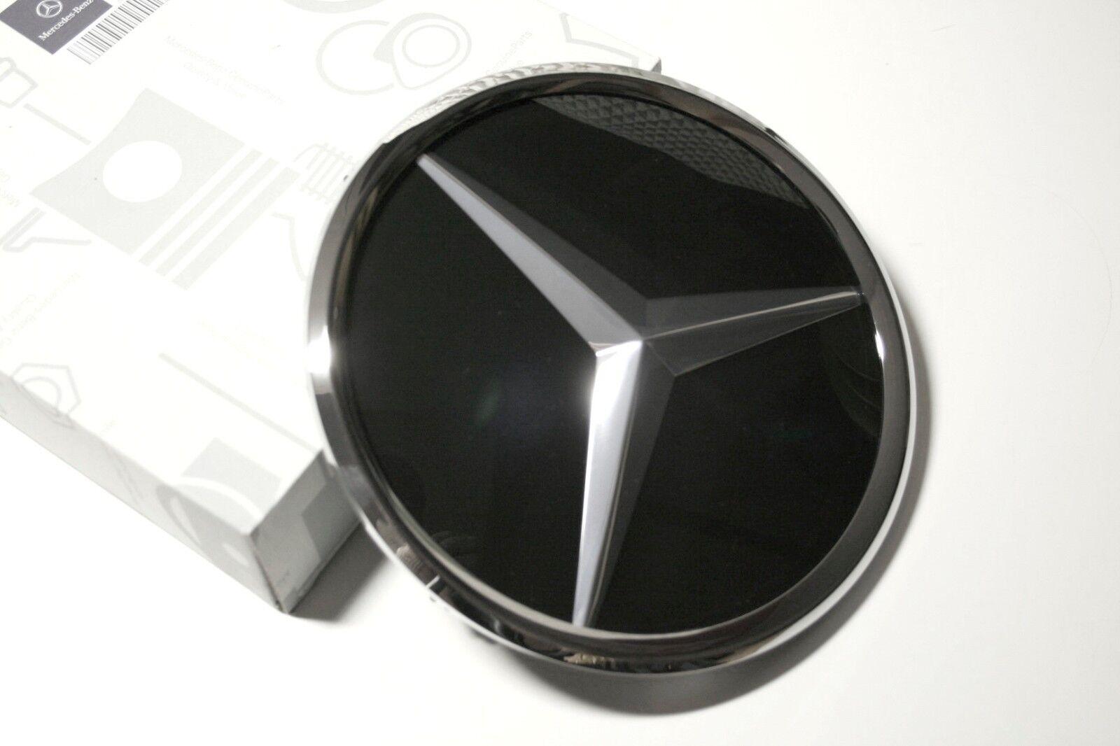 genuine mercedes benz grille star distronic w216 w164 w218. Black Bedroom Furniture Sets. Home Design Ideas