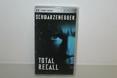 Total Recall - Sony PSP UMD Movie 1990
