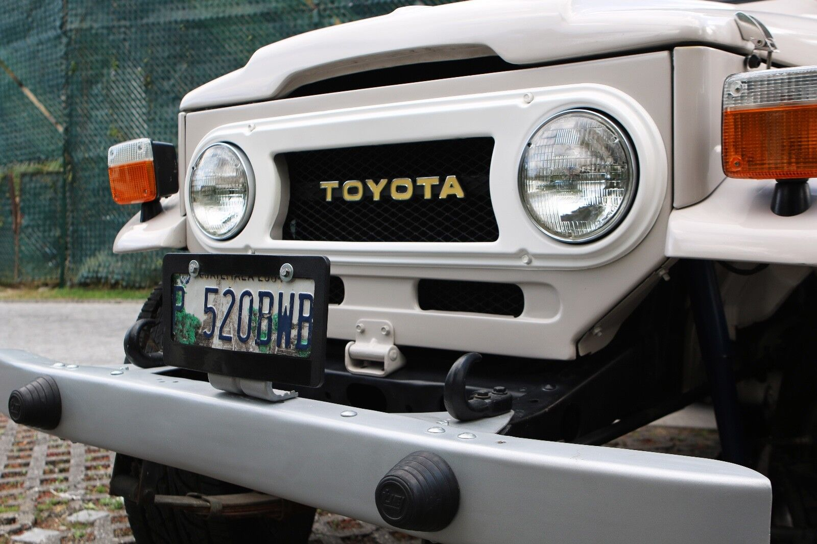 1977 TOYOTA FJ45 PICKUP LAND CRUISER RESTORED WOW
