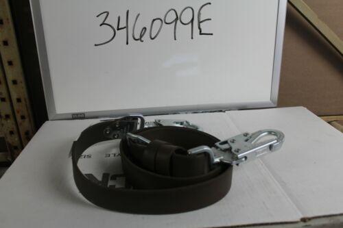 BUCKINGHAM 346099E -6-Ply Neoprene Impregnated Positioning Strap w/ Slide Buckle