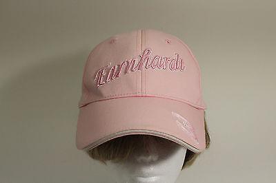 Earnhardt HAT CAP NASCAR Racing #3 The Intimidator Ladies Collection Pink Hat - Nascar Racing Ladies Hat