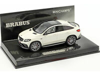 Brabus Mercedes 900 Based on G65 2017 schw 1:43 Minichamps neu /& OVP 437037400