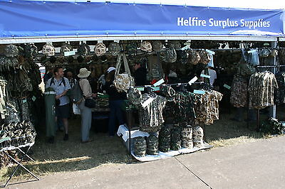 HELFIRE SURPLUS SUPPLIES