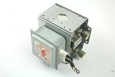 National Electronics Magnetron Water Cooled Heat Exchanger Nl10250-38