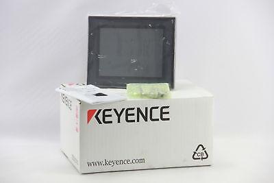 Keyence Vt3-v7 Touch Panel Display 7 Vga Tft Color Lcd 24vdc 800ma Max 3-port