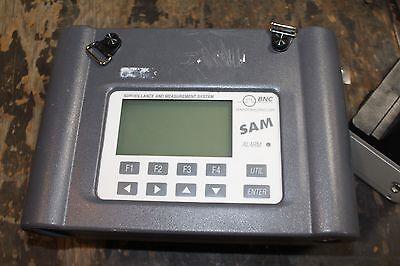 Berkeley Nucleonics Corp Bnc Model Sam 935en Portable Gamma Spectroscopy