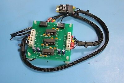 Nordiko Sputtering System Pc Board Controller N600599ee