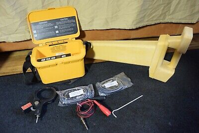 Dynatel 3m Transmitter Locator Modei 2273 With Inductive Clamp