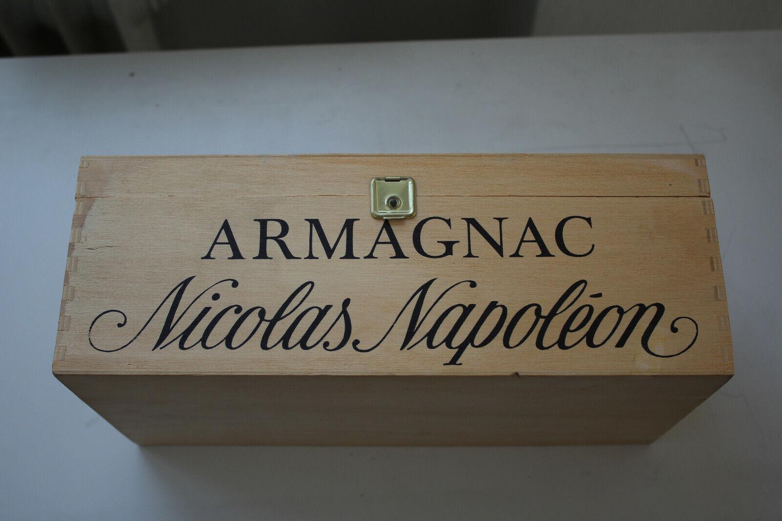ARMAGNAC Napoleon 0,7l 40% ,Alt, Rarität, Kellerfund