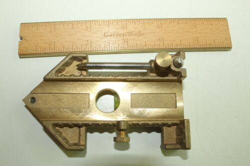 d) Vintage GARRETT WADE No. 1, TYPE 1 Odd Jobs Tool with Scribe and Rule