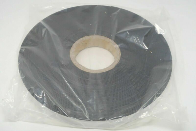 ECLIPSE MAGNETICS 16214AC30A Isotropic Extrusion Rubber Magnet Adhesive back