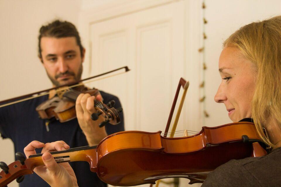 ♫ Violine macht Spaß - Violinennunterricht vom Profi - Geige ♫ in Berlin - Wedding