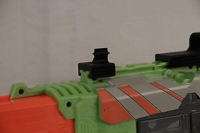 3D Printed -- Nerf Iron Front Sight for Nerf Dart Gun Blaster