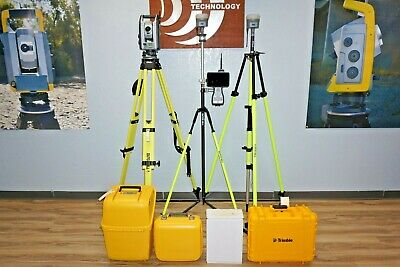 Trimble Is Solution S7 Robotic Total Station R10 Gps Gnss Rtk Vision S6 S8