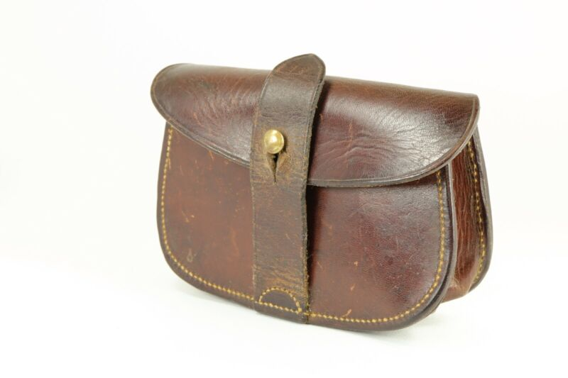 British / South African WW1 Leather Cartridge Pouch Excellent condition