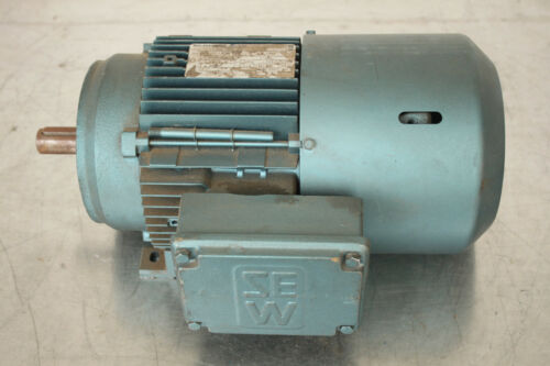 SEW EURODRIVE DT90S6BH62HR 1HP ELECTRIC MOTOR