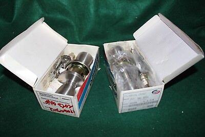 2 Nos Corbin Russwin Cylindrical Locksets - Free Shipping Usa