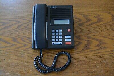 M7208 Nortel Norstar Meridian Phone Black  Refurbished with One Year Warranty