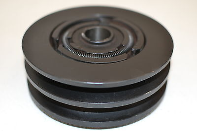 Centrifugal Clutch double Vbelt plate compactor 3/4 packer Heavy Duty 6 B Groove