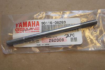 <em>YAMAHA</em> QT50  QT 50  19791987  GENUINE  NOS  CYLINDER  STUD    90116