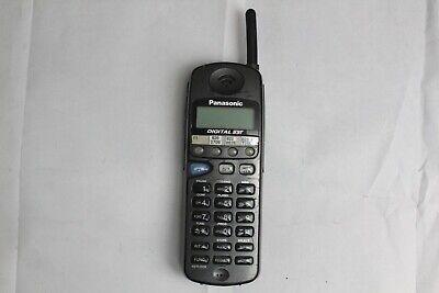 Panasonic Kx-td7895 Multi-line Telephone Handset W Lcd Display Moderate Wear