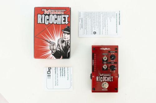 DigiTech Whammy Ricochet Guitar Effects Pedal -display item-