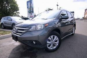 2014 Honda CR-V 5DR AWD TOURING NAVIGATION LEATHER MOONROOF