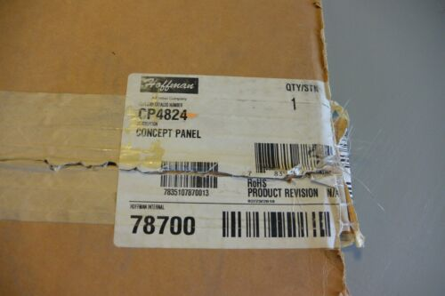 CP4824 Hoffman Concept Panel New in Box