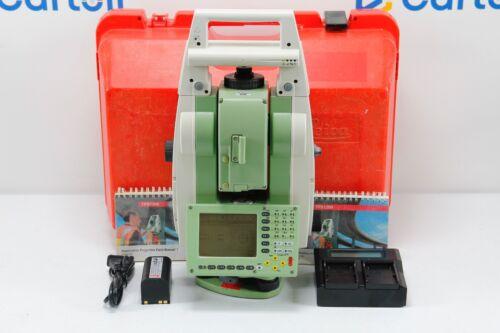 Leica total station TCRP1205 R300 W/ RH1200 Radio TCRP 1205