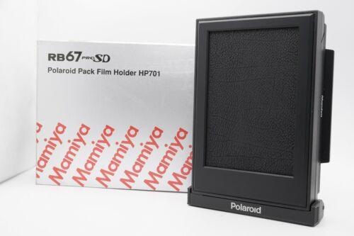 [UNUSED] Mamiya RB67 Pro SD Polaroid Film Back Holder HP701 From Japan