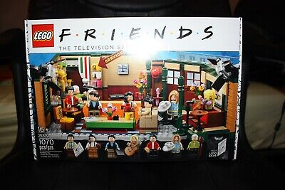 LEGO Ideas Friends TV Series Central Perk #21319 |BRAND NEW FACTORY SEALED
