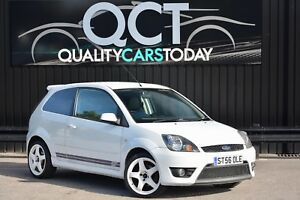 2007 Ford Fiesta ST 2.0 White *HPI Clear + Aug19 MOT + Genuine 55k Miles*