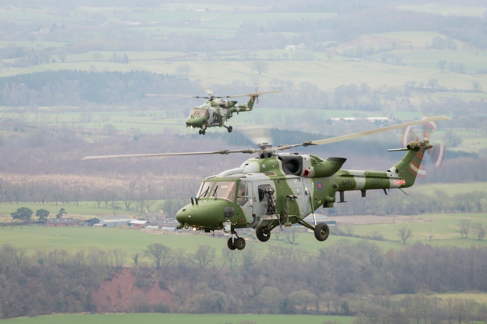 UK FORCES 9 REGIMENT ARMY AIR CORPS LYNX 9A A4 Photo Print | eBay