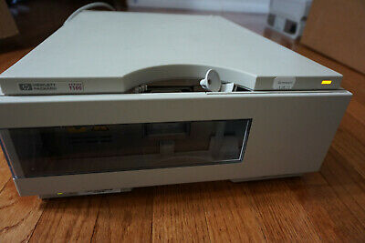 Hp Agilent 1100 Lc Hplc  Detector Vwd G1314a Variable Wavelength Model Zq