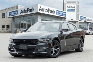 2017 Dodge Charger R/T NAVIGATION|LEATHER|SUNROOF|VENTED SEATS