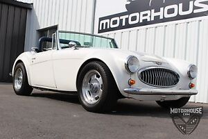 1965 COMPACT Austin-Healey 3000Z Convertable 350 V8 UNDER THE...