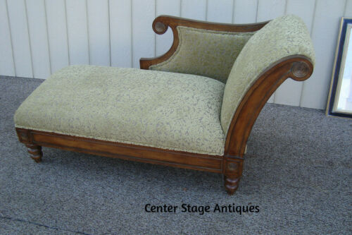 59887  Chaise Lounge Sofa Couch Chair