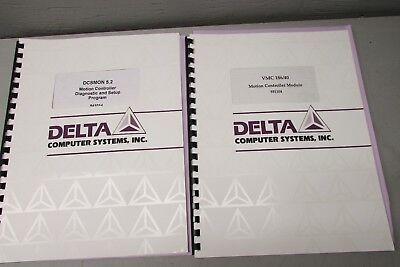 Delta Computer Systems Dcsmon 5 2 Motion Controller Diag    Setup Program